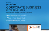 Corporate  Business Flyer - Corporate Identity Template