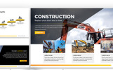 Construction - PowerPoint Template