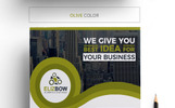 Elizbow Business Flyer Corporate Identity Template