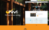 KIVI - The Perfect Software Solutions PSD Template