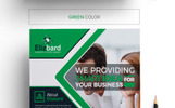 Elizbard Corporate Flyer Corporate Identity Template