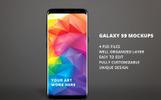 Galaxy S9 Plus Product Mockup