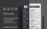 Ferguson - Resume Template