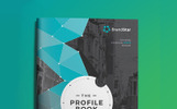 Profile Brochure Corporate Identity Template