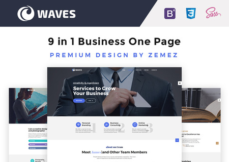 Business One Рage Pack HTML5