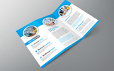 Corporate Trifold Brochure Corporate Identity Template