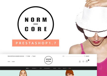 Normcore - Apparel Store