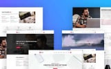 Monger - One Page WordPress Theme