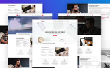 Responsywny motyw WordPress Monger - One Page #67614