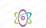 CP Abstract Atom - Logo Template
