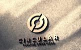 Circular Logo Template