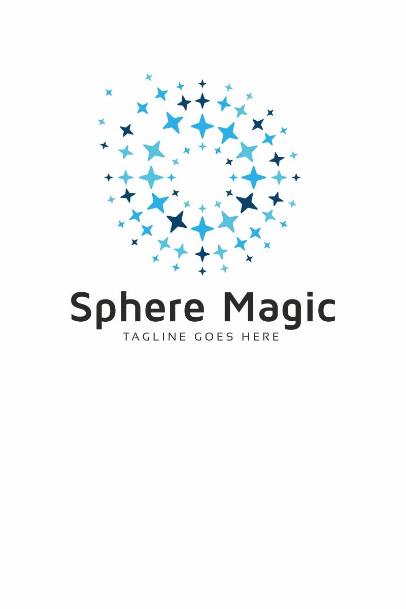 sphere magic logo template 67797