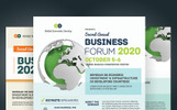Business - Event Flyer & Poster PSD Template