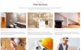 """ReHome - Home Renovation & Modeling Multipage HTML"" - адаптивний Шаблон сайту"