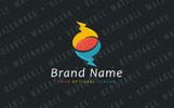 Storm Talk - Logo Template