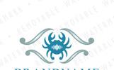 Manna Crab - Logo Template
