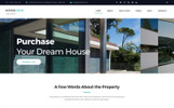 Responsywny szablon strony www HOMEOWN - Luxury Single Property Selling Company Multipage HTML #67585