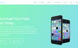 Getapp - App Landing Page Template