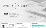 Pitch Deck 2017 - Keynote Template