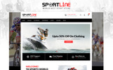 Sport Line - Sports Store OpenCart Template