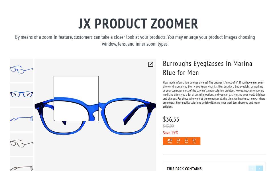 28cb5b999cf20 MaxiGlass - Optometric Store PrestaShop Theme  67615