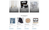 Gift Box - Gift Shop Multipage HTML5 Template Web №67612