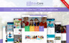 EduCare  -  Education  With RTL Ready Website Template Big Screenshot
