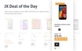 """Responzivní PrestaShop motiv """"Mobillaso - Mobile Store"""""""