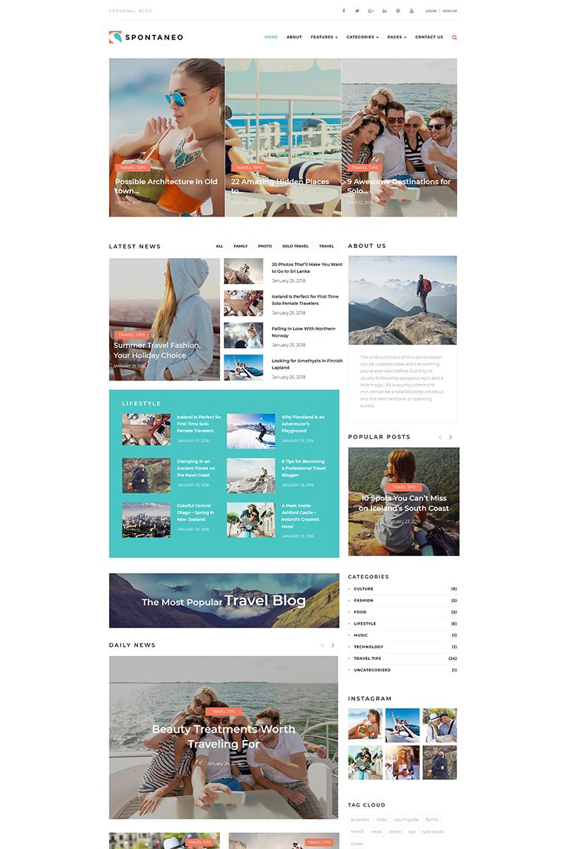 Адаптивный шаблон №67744 на тему спорт, природа и путешествия, спорт