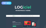 "WordPress Theme namens ""Logiciel - Software Company"""