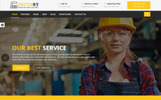 Factory : Factory & Industrial HTML Website Template