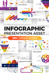 Infographic Pack - szablon PowerPoint