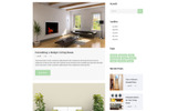 Reszponzív Interior Decor - Interior Design Multipage HTML5 Weboldal sablon