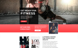 FitWit - Gym Unbounce Template