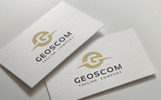 Geoscom - G letter Logo Logo Template