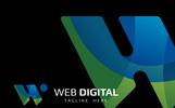 Webdigital Logo Template