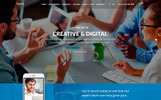 Rettic - Creative Agency WordPress Theme