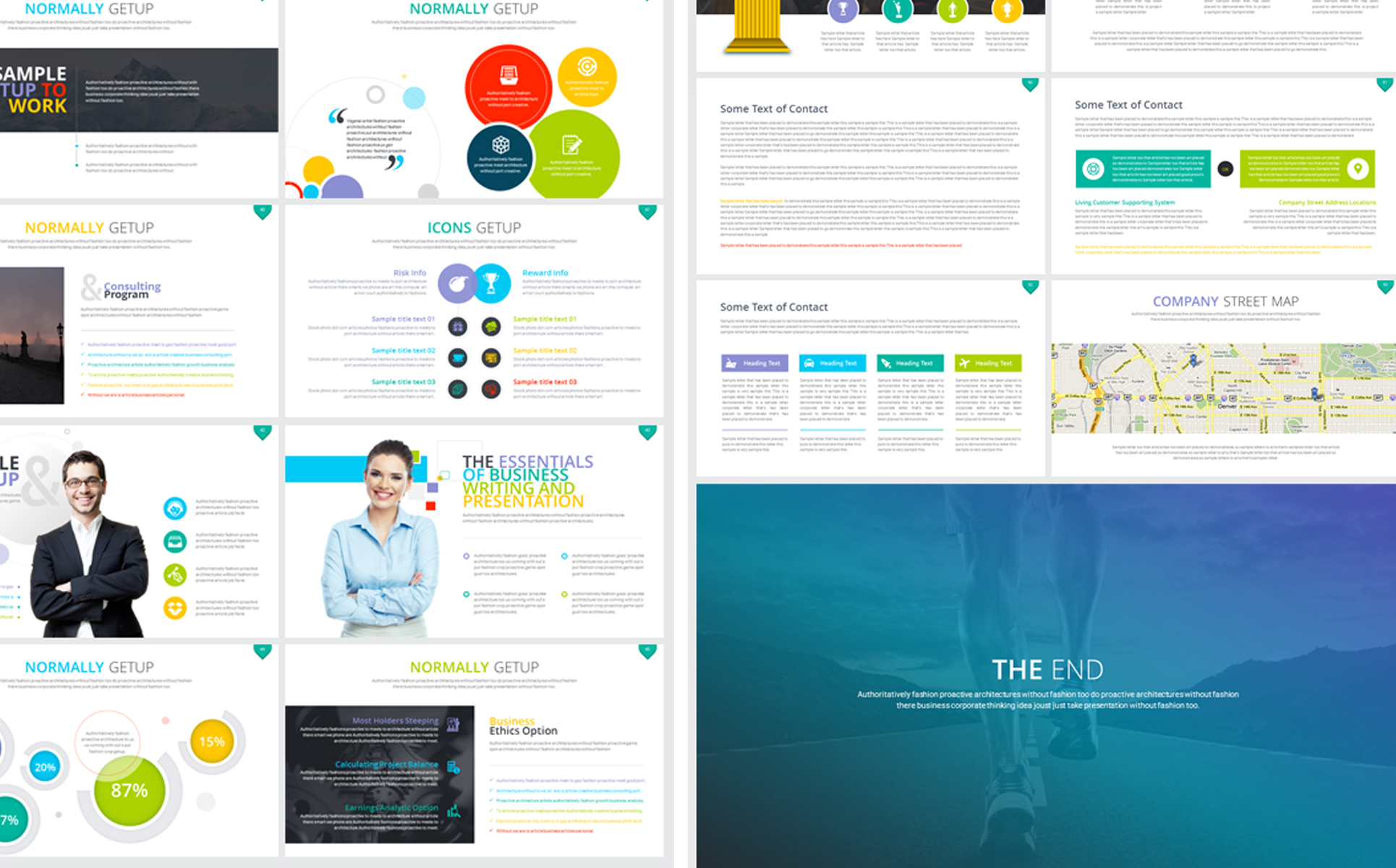 Business clean powerpoint template 67872 business clean powerpoint template big screenshot zoom in toneelgroepblik Gallery
