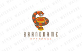 Snake & Chalice Logo Template