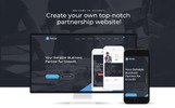 Alianzy - Business Partnership Elementor WordPress Theme