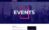 Event - Unbounce Template