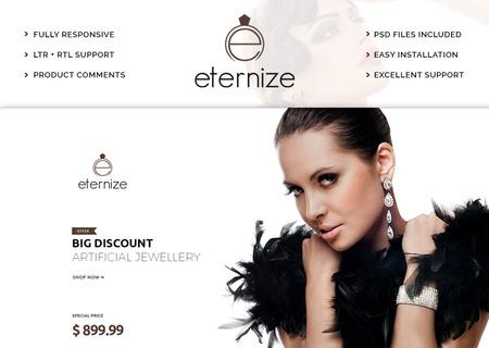 Eternize Jewelry Store