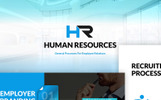 HR Process - PowerPoint Presentation Template