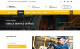 Davana - Responsive Industrial Business Html Website Template