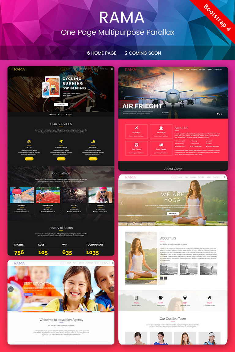 Landing Page Template 67827 Fr Immobilien