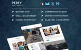 Perfy - Template responsive per le newsletter