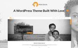 Maisha - Charity/Non-Profit WordPress Theme