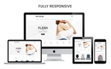 "PrestaShop Theme namens ""West Wooplr - The Fashion Store"""