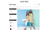 "Tema PrestaShop Responsive #68403 ""West Wooplr - The Fashion Store"""