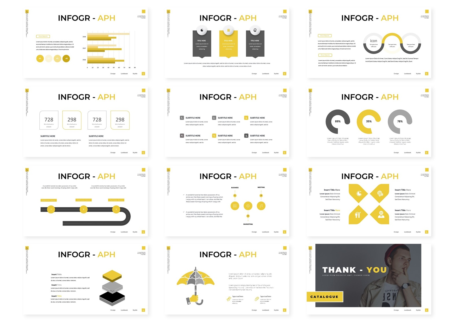 Happening | PowerPoint Template